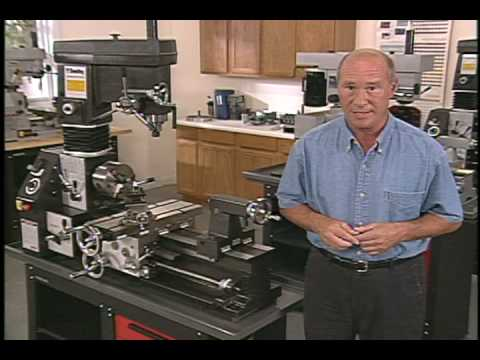 3.1 Machine Tool Basics -- Tool Maintenance -- SMITHY GRANITE 3-in-1