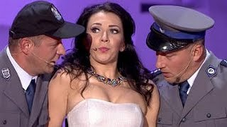 Kabaret Nowaki - Bliskie spotkanie z policją