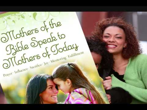 Mothers of the Bible Book Trailer