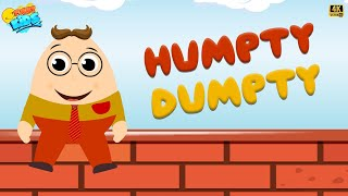 Humpty Dumpty Song | Animation Rhymes For Kids | Funny Kids | Kids Songs & Kids Rhymes