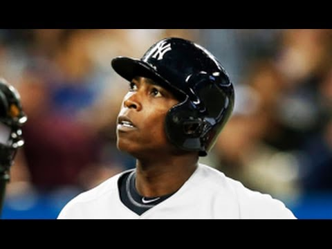 New York Yankees Alfonso Soriano on the tough strikezone against the Chicago White Sox