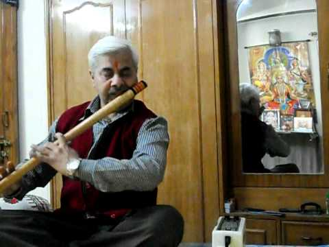 Aarti On Flute : Om Jai Jagdish Hare By Pritam Chandel video