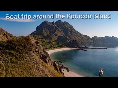 Boat Trip Around Komodo Island