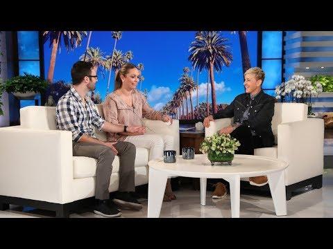 Ellen Surprises Inspiring Mom and Her Gay Son