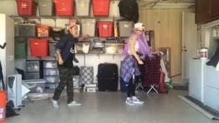 Arius  shuffling in your moms garage