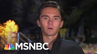 Parkland Shooting Student David Hogg: We'll Vote Out Lawmakers Who Don't Act | Morning Joe | MSNBC