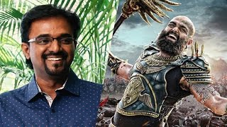 """2 War sequences, one at 5000 ft height in Kaashmora will be brilliant ""- Stalin, VFX Supervisor"
