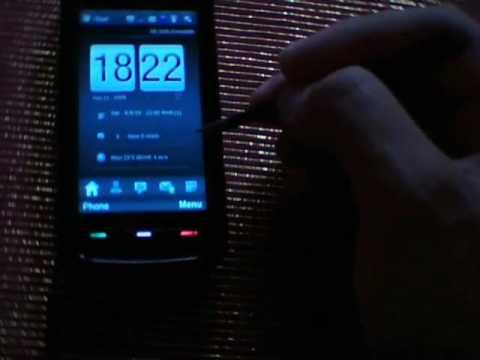 Nokia 5800xm Gdesk, by StL1ntL©mobile Design 2009 *** original !