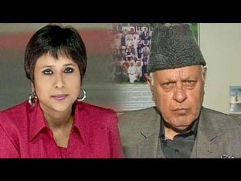 Farooq Abdullah Molly Abdullah Farooq Abdullah to Modi