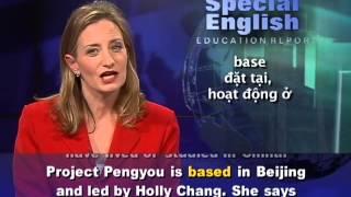 Anh ngữ đặc biệt: US and China students
