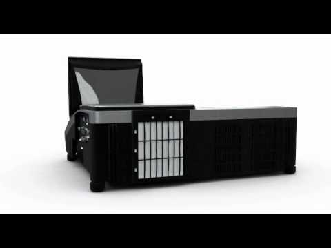 Hitachi 360 Projector Animation