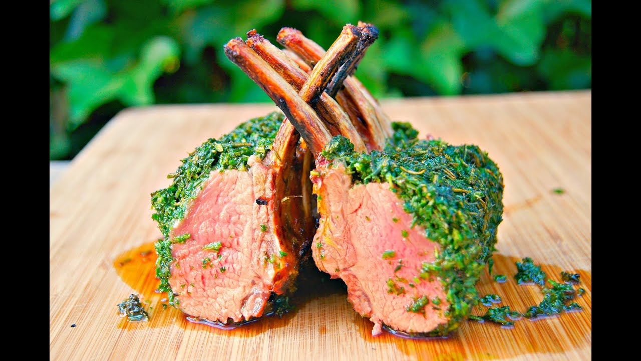 how to cook lamb loin on bbq