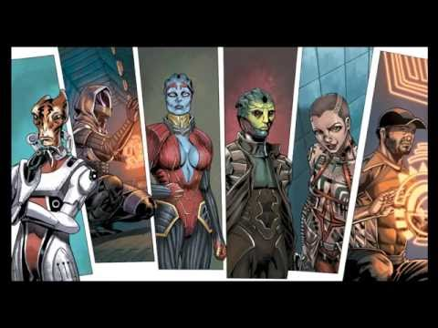 Mass Effect 3 - Introduction - Interactive Comic