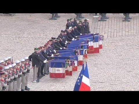 Hommage national pour le deuxième soldat français tué au Mali