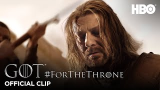 """Bring me his head"" #ForTheThrone Clip 