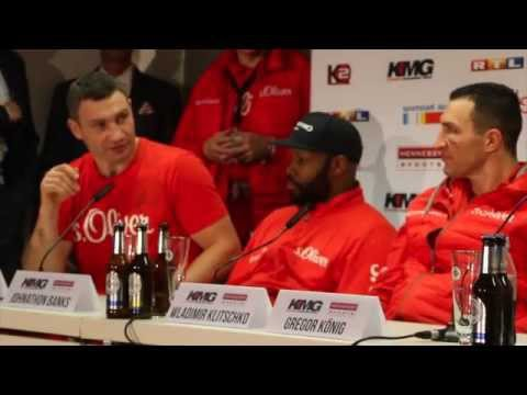 VITALI KLITSCHKO SAYS HE WAS 'SHOCKED' BY BROTHER WLADIMIR IN DEFEAT BY TYSON FURY.