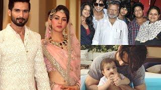 নায়ক শাহিদ কাপুর এর জীবন কাহিনী !!   Biography of Bollywood Actor Shahid Kapoor 2017 !!