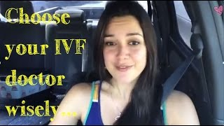 CHOOSE YOUR IVF DOCTOR WISELY | TTC VLOGGING from Hawaii