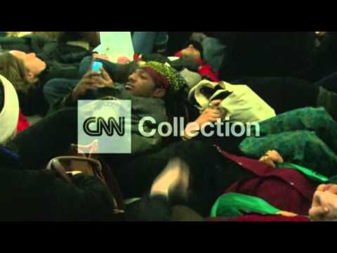 NY: CHOKEHOLD - PROTESTERS ON THE FLOOR IN MACYS