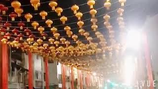 挑战吃饺子。#小小海鲜烧烤店。challenge eating dumpling in small seat and bbq