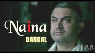 download lagu Naina Song  - Dangal  Aamir Khan  gratis