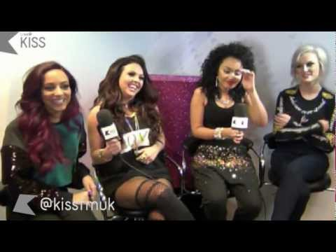 Little Mix 'DNA' Acapella at KISS FM (UK)