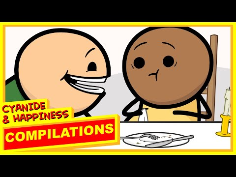 Cyanide & Happiness Compilation - #24