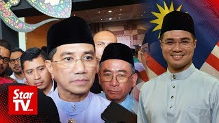 Azmin: I only know Haziq from afar