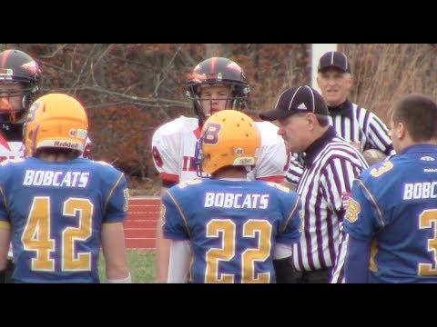 2013 High School Football - Bacon Academy vs. Montville