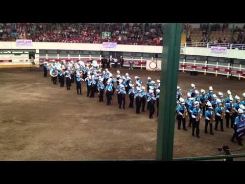 Banda Colegio Nuestra Señora Festival Internacional de BandasPalmares 2012