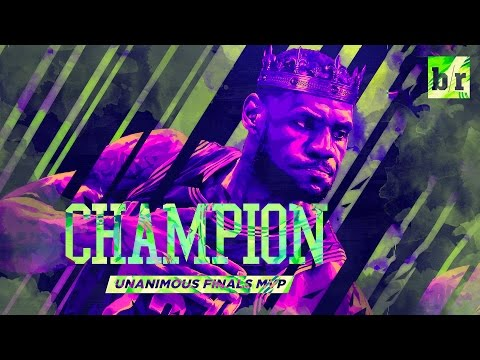 LeBron James - King of the Land (2016 NBA Champion Mix)