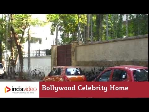 Ajay Devgan and Kajol's house,Shivshakti, Bollywood Actor, Hindi Cinema, Mumbai, India