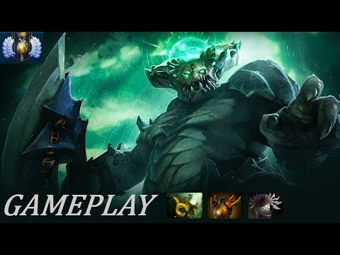Dota 2 TEAMFIGHT MONSTER!! Underlord Ranked Gameplay [DIVINE 5]