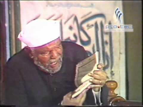 08- تفسير سورة  المؤمنون - الآية ( 50 - 60 ) -  الشعراوي