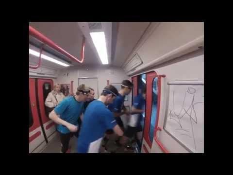Race the Tube 0.1 - Prague Runners 19/10/2014