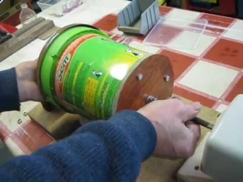 Comment nettoyer un bol de fumage
