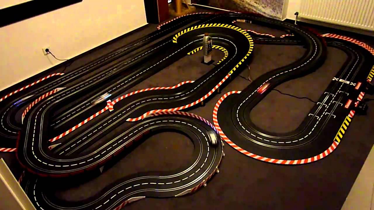Carrera Digital 132 Rennbahn 24 Meter Youtube