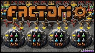 Factorio Recursion #5 - Production (0.15 | Factorissimo Mod)
