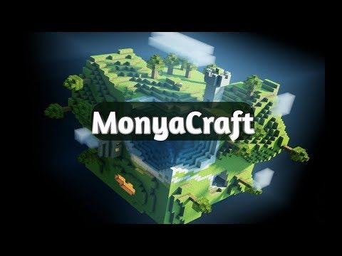 MonyaCraft|Мой Сервер|Обзор