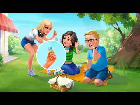 My Cafe: Recipes & Stories - World Restaurant Game APK Cover