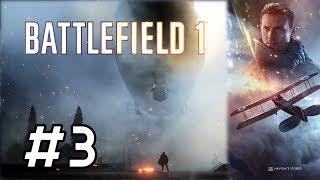 Battlefield 1 Walkthrough Part 3/6 : Friends in High Places