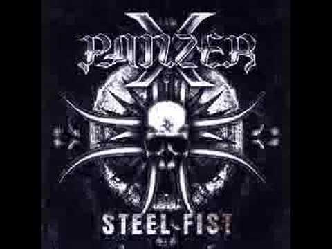Panzer X - Paint It Black