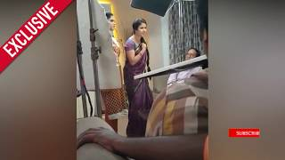 Vijay Tv Raja Rani Serial Today Alya Manasa Shooting Spot Fun