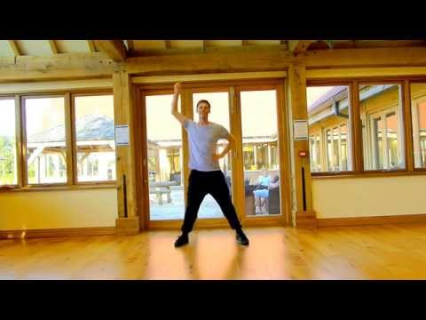 """""""Calling All Hearts"""" by DJ Cassidy ft. Robin Thicke & Jessie J for DANCE FIT with CONAN"""