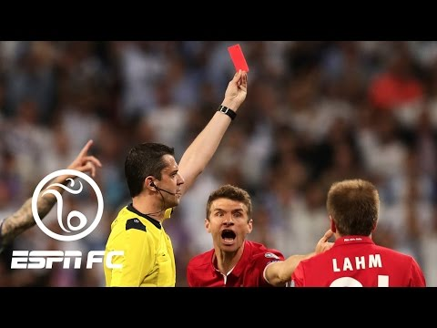FC Crew Rips Real Madrid-Bayern Munich Referee | ESPN FC thumbnail