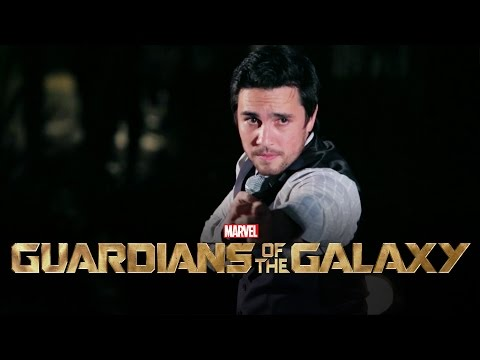 Guardians of the Galaxy - Hooked on a Feeling - Chester See