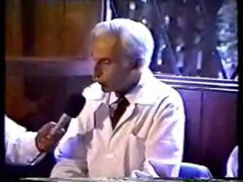 Entrevista años 90 Dr. Casanova