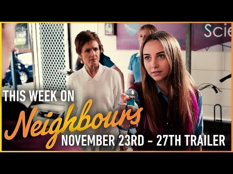This Week On Neighbours (November 23rd-27th)