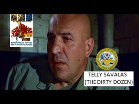 TELLY SAVALAS (the Dirty Dozen) 1967