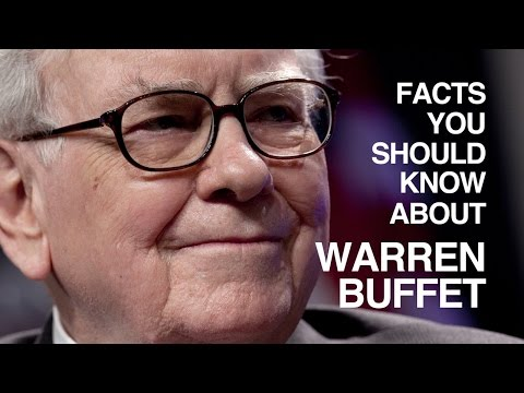 A Look at Legendary Investor and Philanthropist Warren Buffett